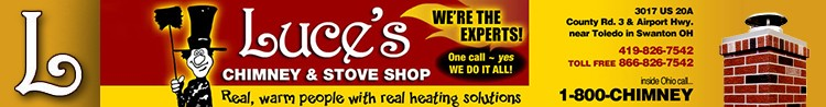 Luce's Chimney & Stove Shop